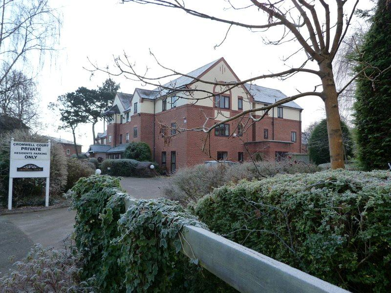 1 Bedroom Retirement Property for sale in Cromwell Court, Beam Street, Nantwich, Cheshire, CW5