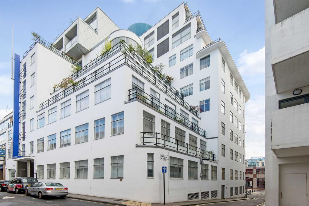 1 Bedroom Apartment Flat for sale in Saffron Hill, EC1N