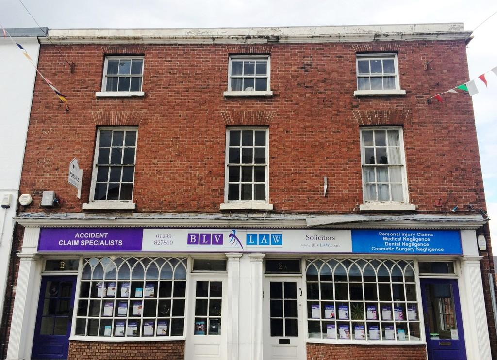 Studio Flat for rent in 3 High Street, Stourport-on-Severn