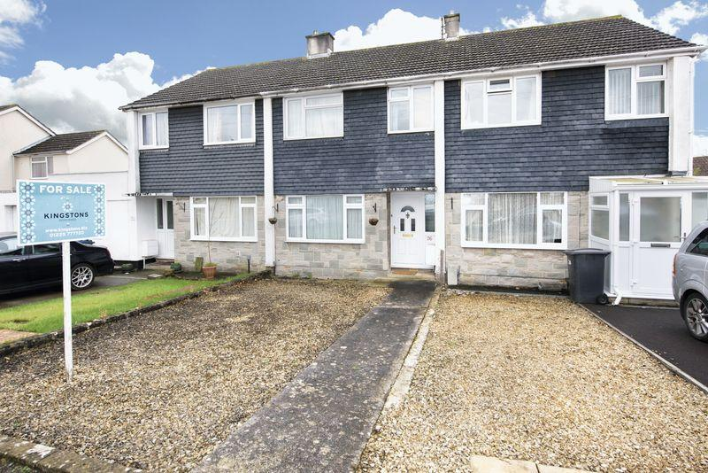 3 Bedrooms Terraced House for sale in Burnett Road, Trowbridge