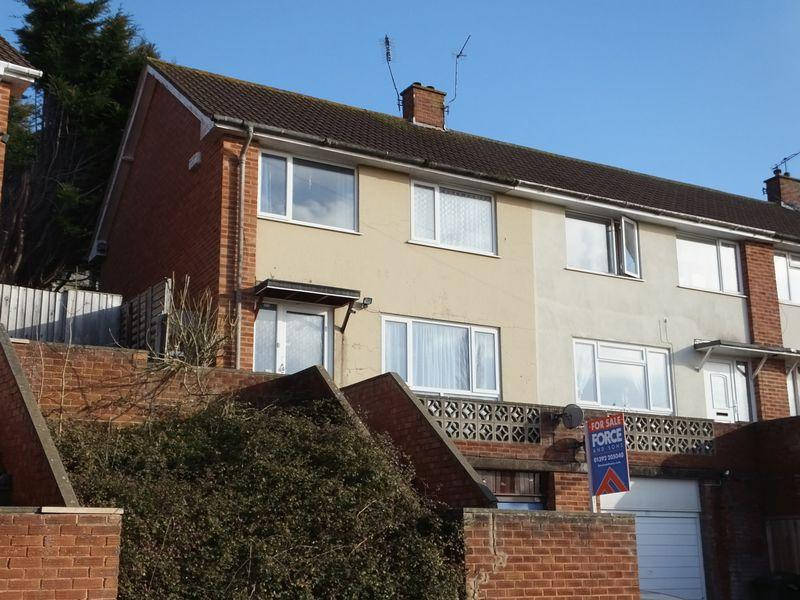 3 Bedrooms End Of Terrace House for sale in Iolanthe Drive, Exeter
