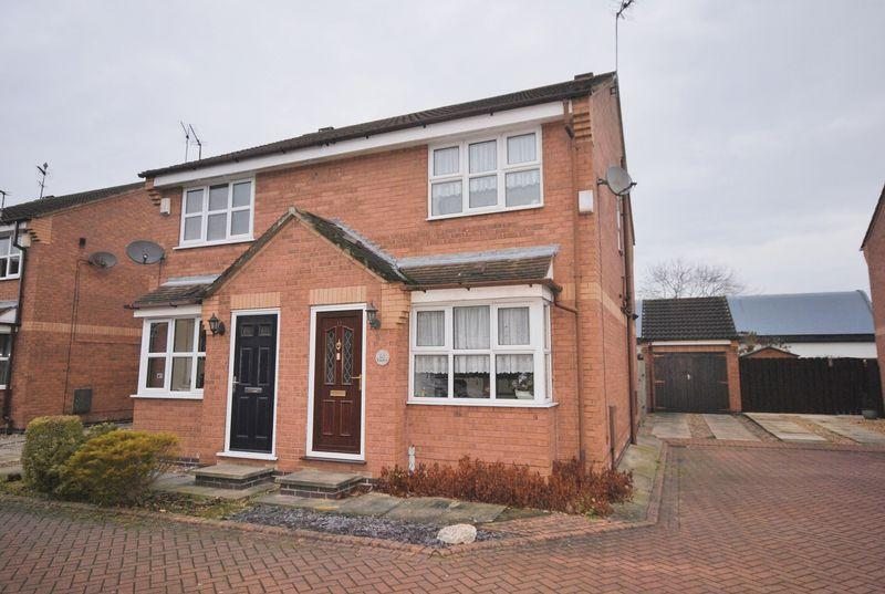 2 Bedrooms Semi Detached House for sale in Cottage Mews, Beverley