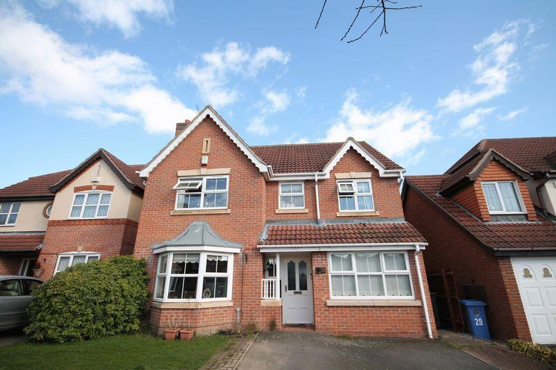 4 Bedrooms Detached House for sale in PORTICO ROAD, LITTLEOVER