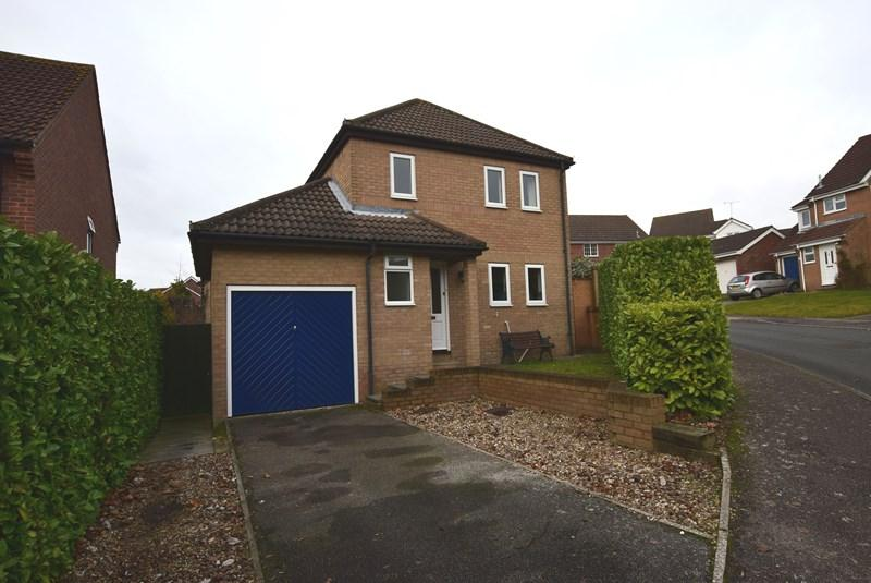 4 Bedrooms Detached House for sale in Justinian Close, Haverhill