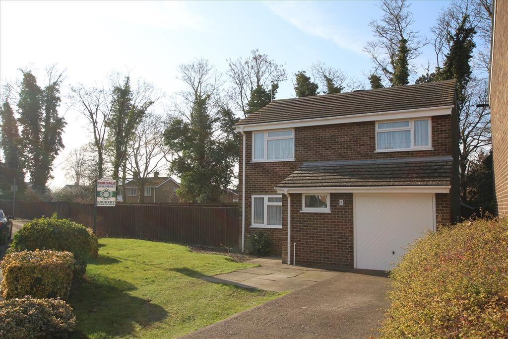 4 Bedrooms Detached House for sale in Anchor Road, Baldock, SG7