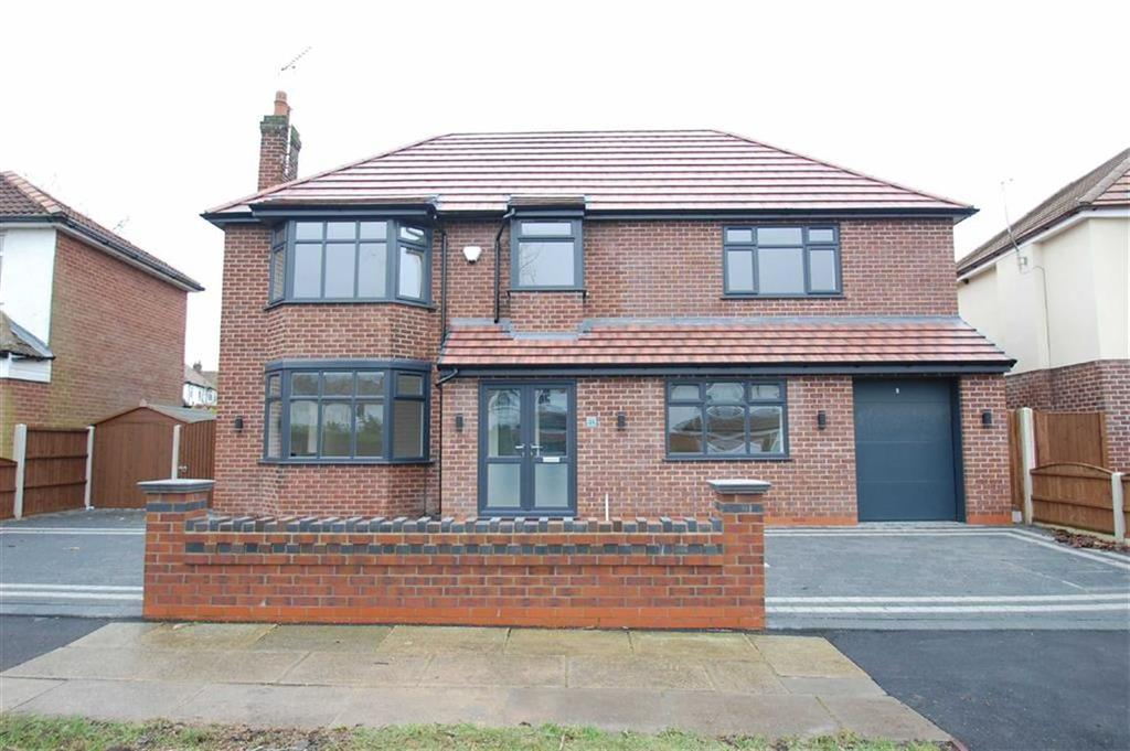 6 Bedrooms Detached House for sale in Highfield Road, Cheadle Hulme, Cheshire