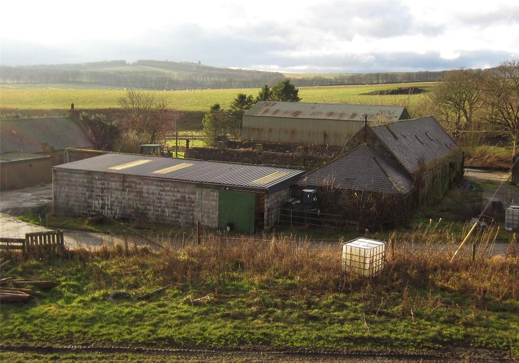 Plot Commercial for sale in Craigiebank Steading, Insch, Aberdeenshire, AB52