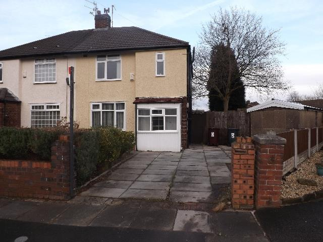 3 Bedrooms Semi Detached House for sale in Oak Close Whiston, Prescot