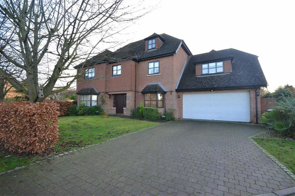 6 Bedrooms Detached House for sale in Rossendale Close, Enfield, Middlesex