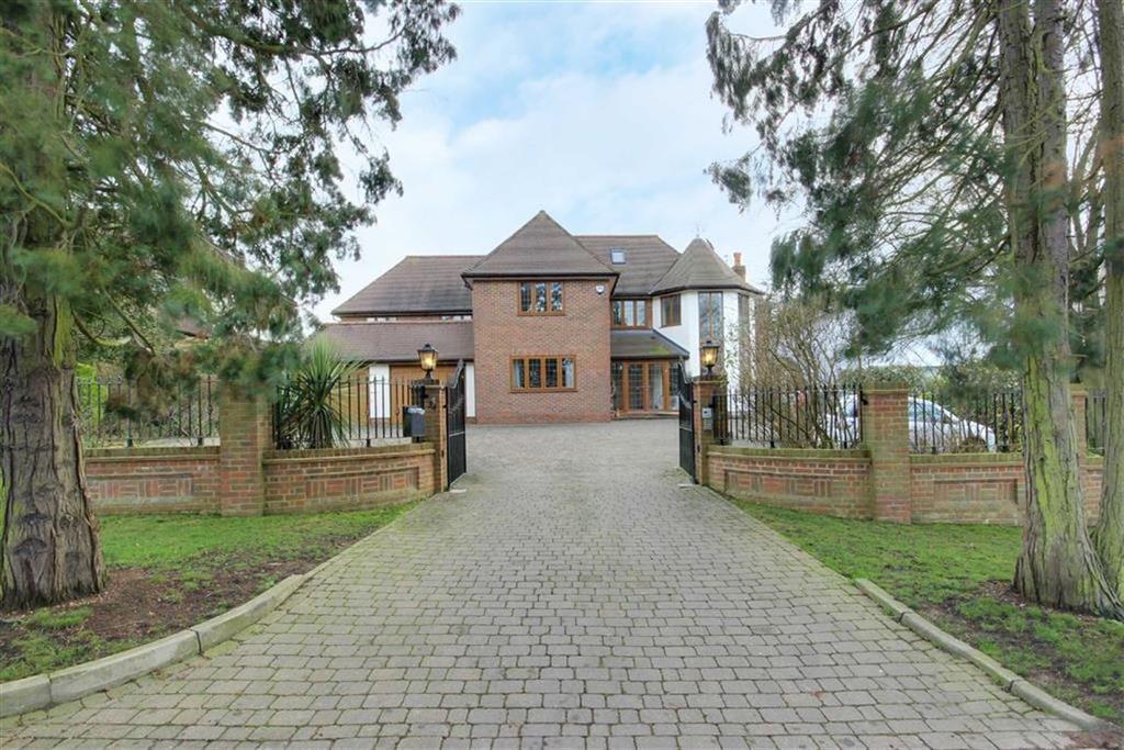 7 Bedrooms Detached House for sale in Brookmans Avenue, Brookmans Park, Hertfordshire