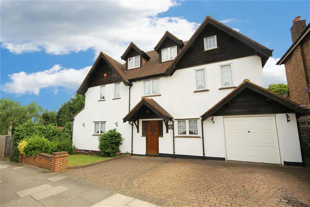 6 Bedrooms Detached House for sale in Alverstone Avenue, Barnet, Hertfordshire