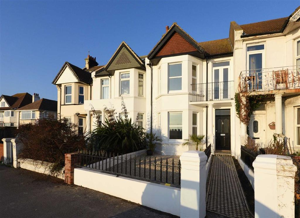 3 Bedrooms Terraced House for sale in Kingsway, Hove, East Sussex