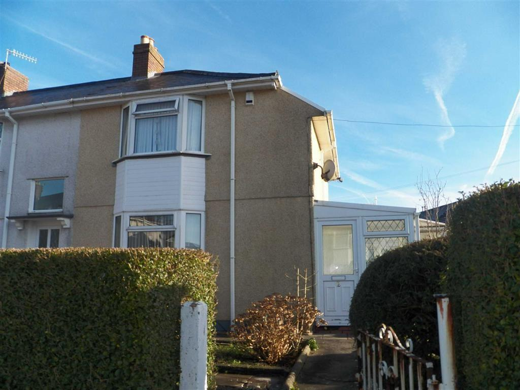 2 Bedrooms End Of Terrace House for sale in Brondeg, Manselton