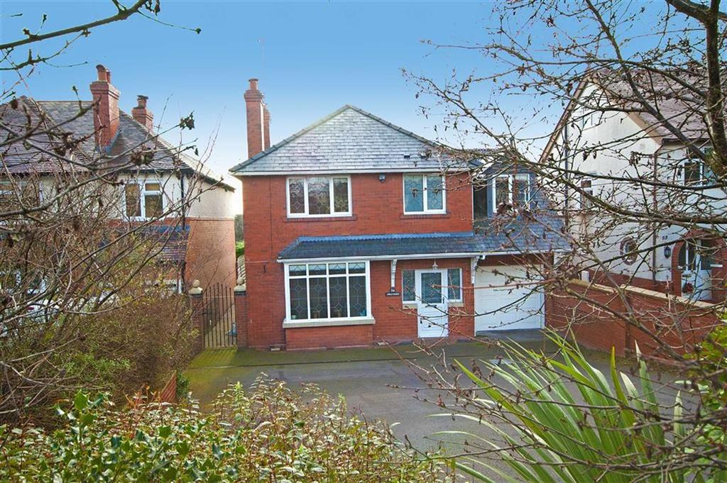 4 Bedrooms Detached House for sale in Sundorne Road, Shrewsbury, Shropshire
