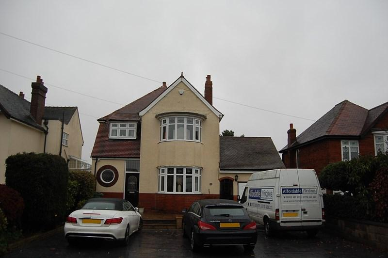 4 Bedrooms Detached House for sale in Tipton Road, Woodsetton, Dudley
