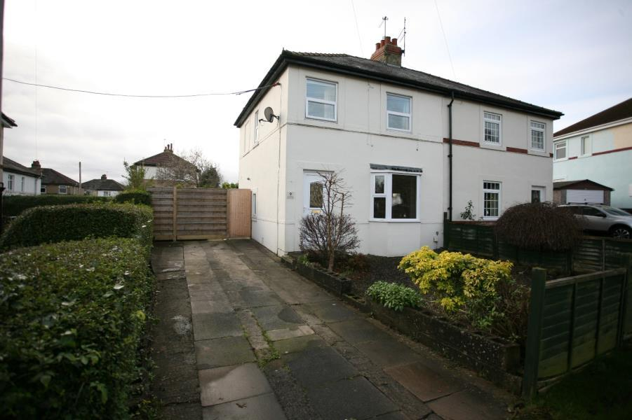 3 Bedrooms Semi Detached House for sale in NORTHFIELD PLACE, WETHERBY, LS22 6TB