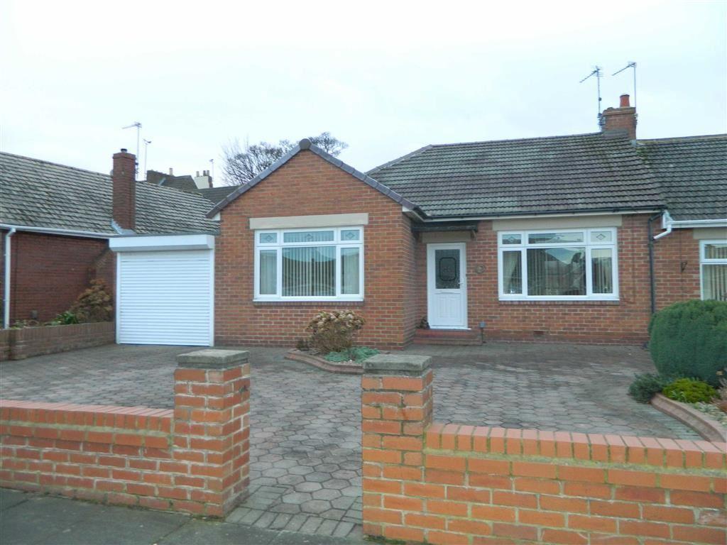 2 Bedrooms Bungalow for sale in Kelvin Grove, Preston Village, North Shields, NE29