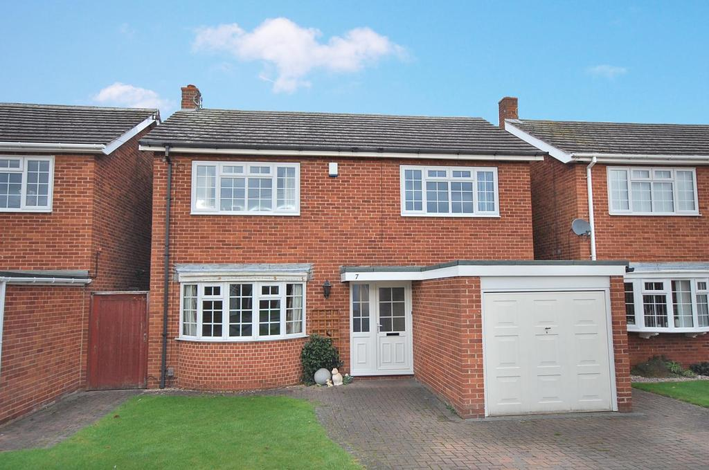 4 Bedrooms Detached House for sale in Shadwell Grove, Radcliffe on Trent, Nottingham