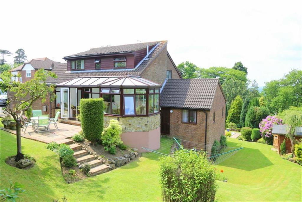 4 Bedrooms Detached House for sale in Denehurst Gardens, Hastings