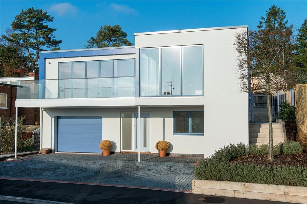4 Bedrooms Detached House for sale in The Ridgeway, Worcester, Worcestershire, WR5