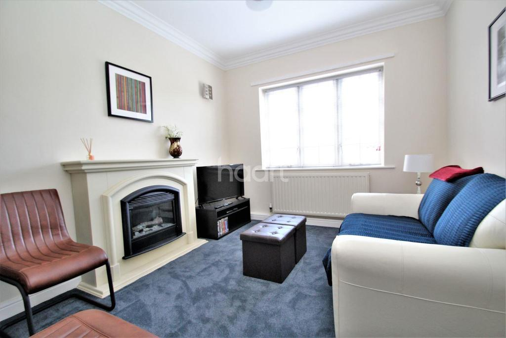 2 Bedrooms Bungalow for sale in Warmsworth Mews, Backside Lane,Warmsworth