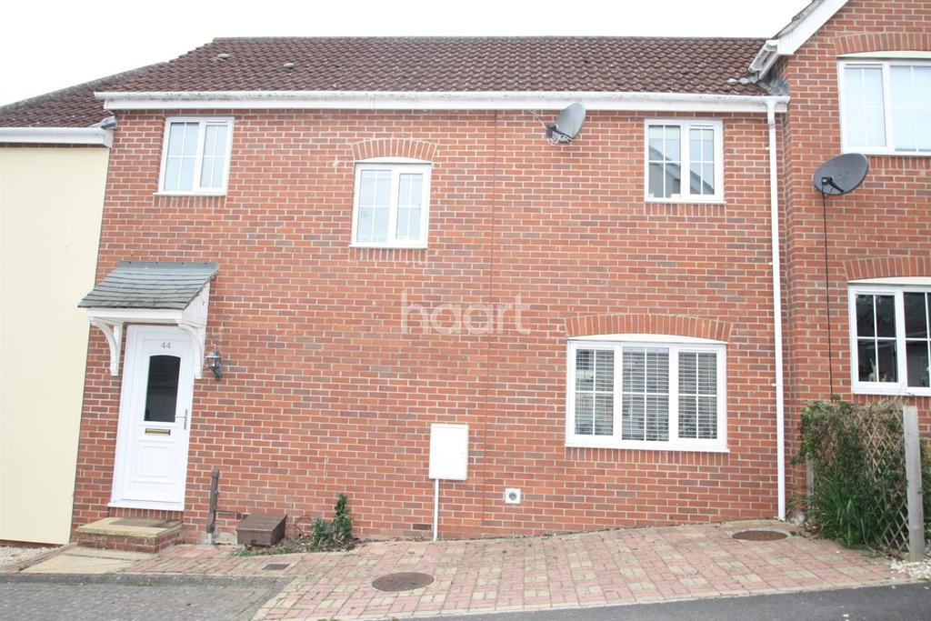 3 Bedrooms Terraced House for sale in Nichol Place, Cotford St Luke