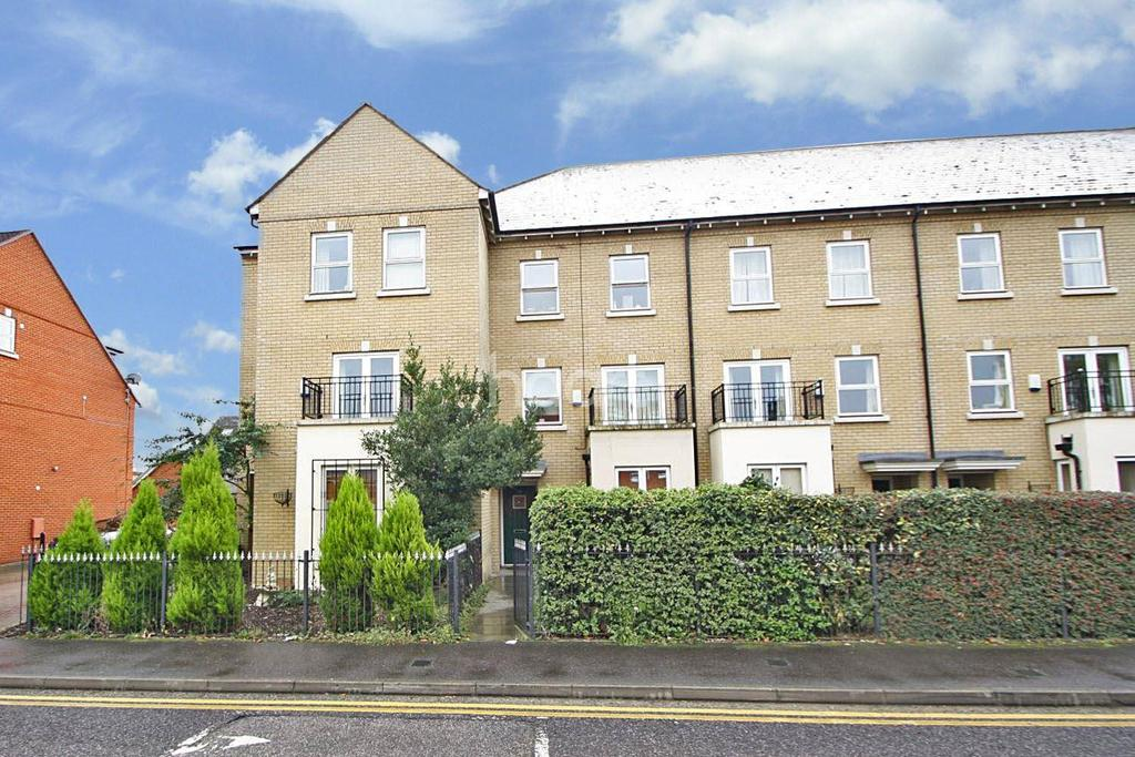 5 Bedrooms End Of Terrace House for sale in Cavell Drive