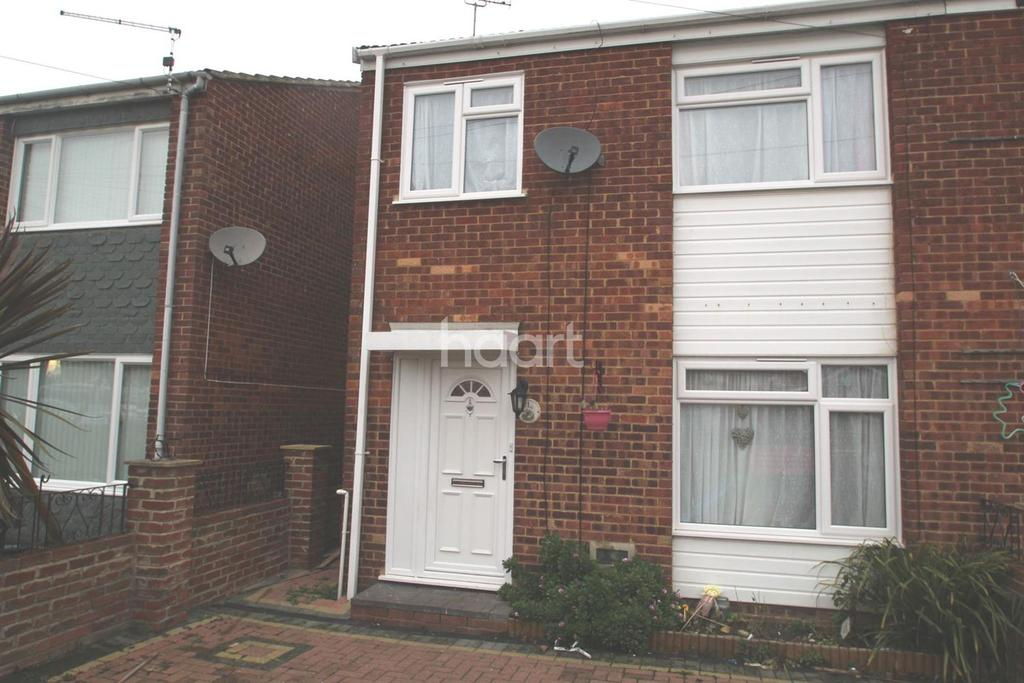 3 Bedrooms Semi Detached House for sale in Fry Close, Isle Of Grain