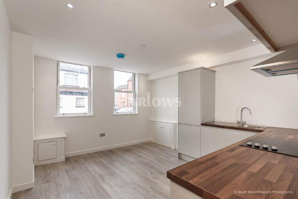 1 Bedroom Flat for sale in Paget Street, Grangetown