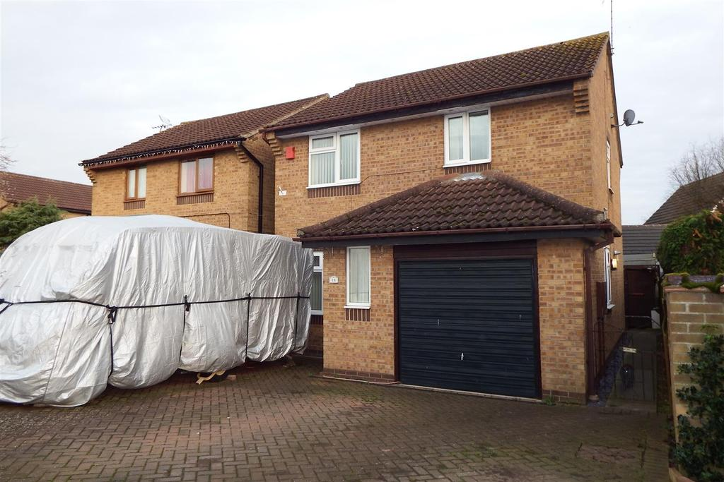 3 Bedrooms Detached House for sale in Chestnut Road, Boston
