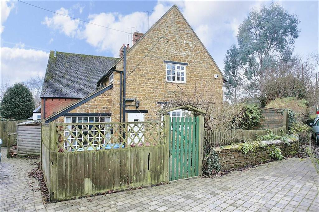 2 Bedrooms Cottage House for sale in Main Street, Mollington