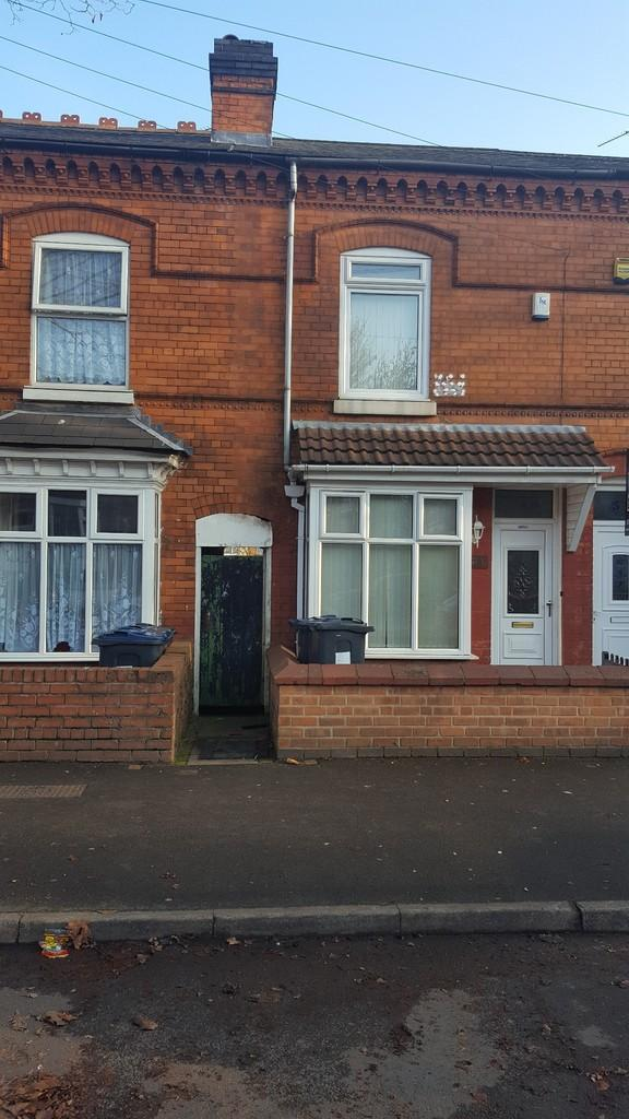 2 Bedrooms Terraced House for sale in Pretoria Road, Bordesley Green