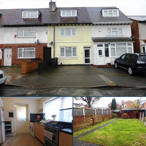 3 bedroom terraced house to rent - Rogers Road, Washwood Heath