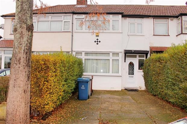 3 Bedrooms Terraced House for sale in De Havilland Road Edgware Harrow HA8