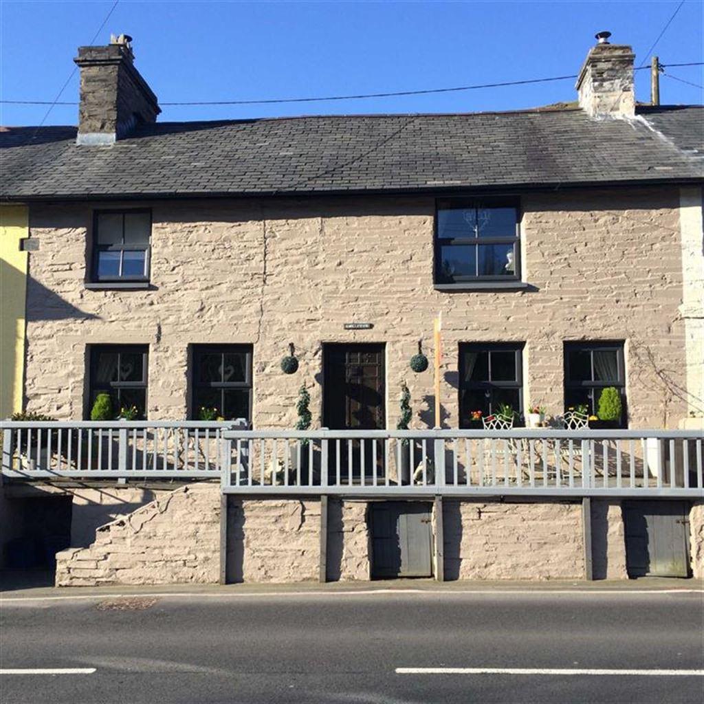 3 Bedrooms Terraced House for sale in Gwelfryn, Tynyffridd, Corris Uchaf, Nr Machynlleth, SY20