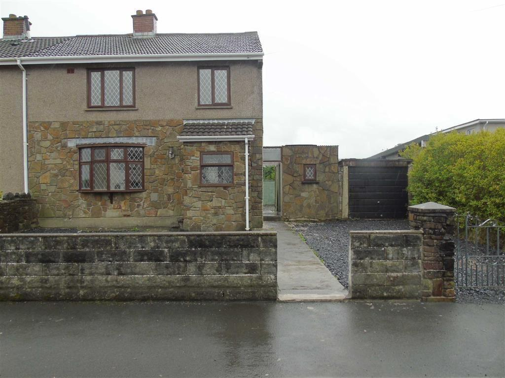 3 Bedrooms Semi Detached House for sale in Bryncoch, Llanelli, Carmarthenshire, SA14