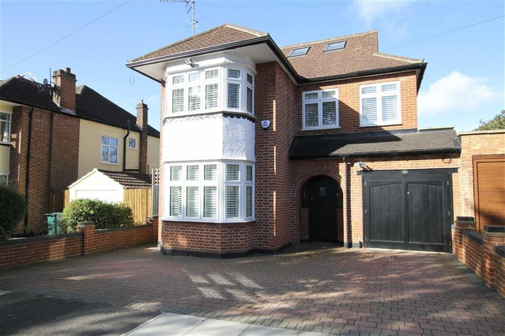 4 Bedrooms Detached House for sale in The Croft, Barnet, Herts, EN5