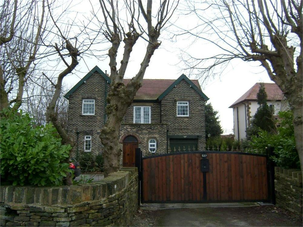 5 Bedrooms Detached House for sale in Halifax Road, LIVERSEDGE, West Yorkshire