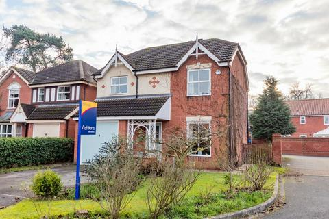 4 bedroom detached house for sale - Shotel Close, Shipton Road, York