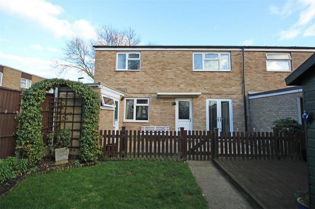 4 Bedrooms End Of Terrace House for sale in Durham Road, Stevenage, Hertfordshire