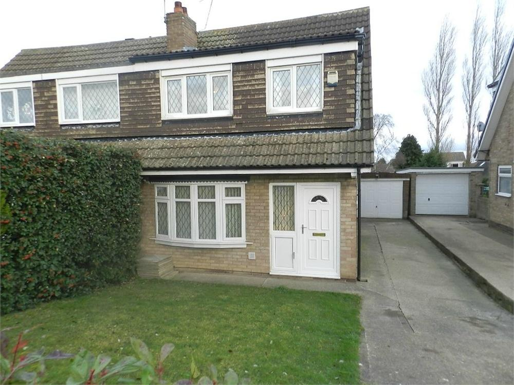 3 Bedrooms Semi Detached House for sale in Oak Lodge Road, High Green, SHEFFIELD, South Yorkshire
