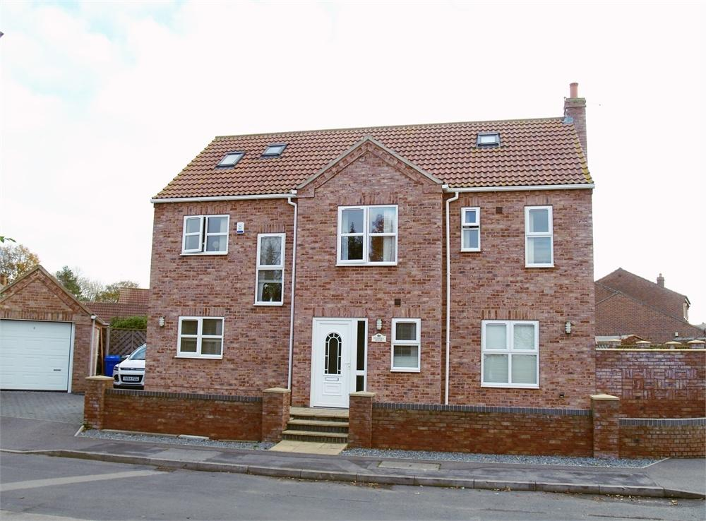 6 Bedrooms Detached House for sale in Foxwell House, Station Road, Keyingham