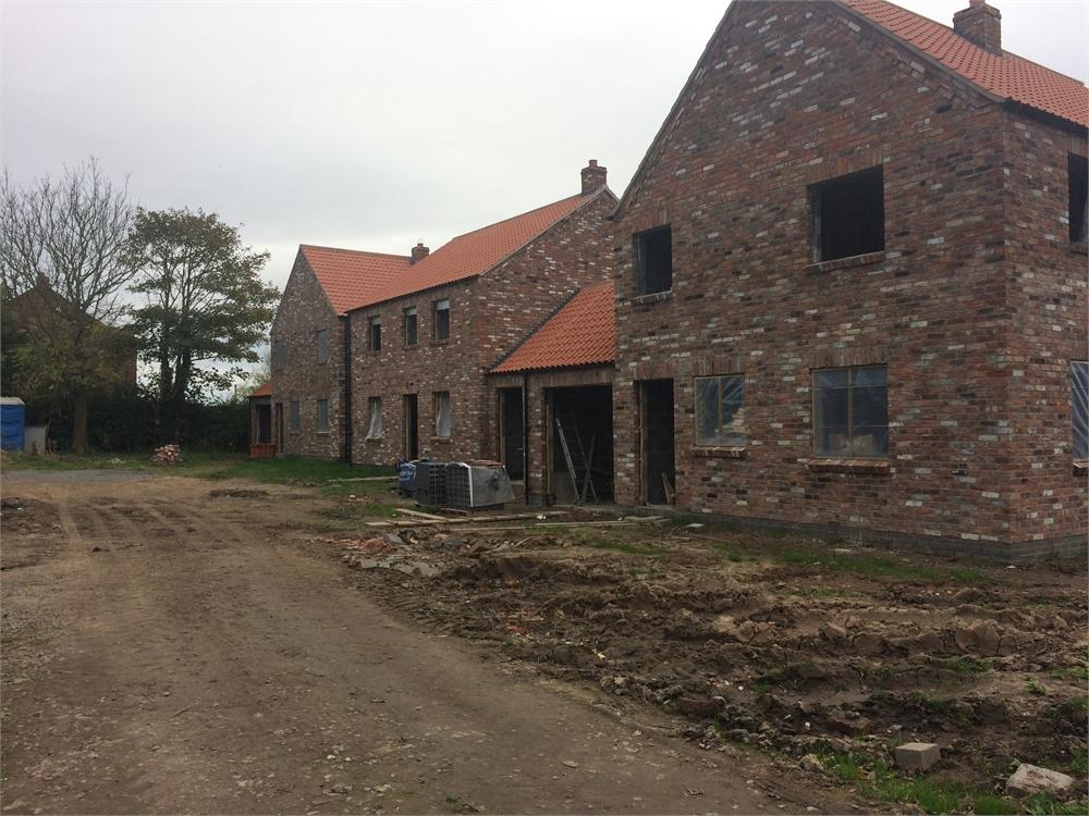 4 Bedrooms Detached House for sale in New Development, School Lane, Holmpton, East Riding of Yorkshire