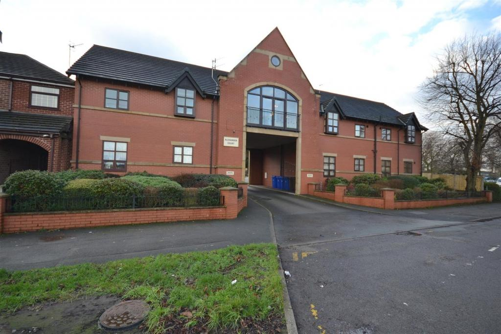 1 Bedroom Apartment Flat for sale in Alexander Court, Meir Road, Normacot