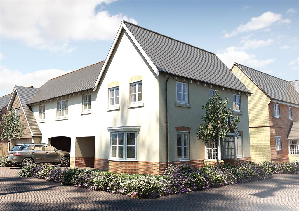 3 Bedrooms Semi Detached House for sale in Plot 36 The Stourport, Meadowside, Totnes, TQ9