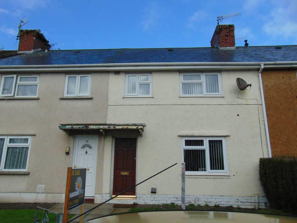3 Bedrooms Terraced House for sale in Graig Avenue, Llanelli, Carms