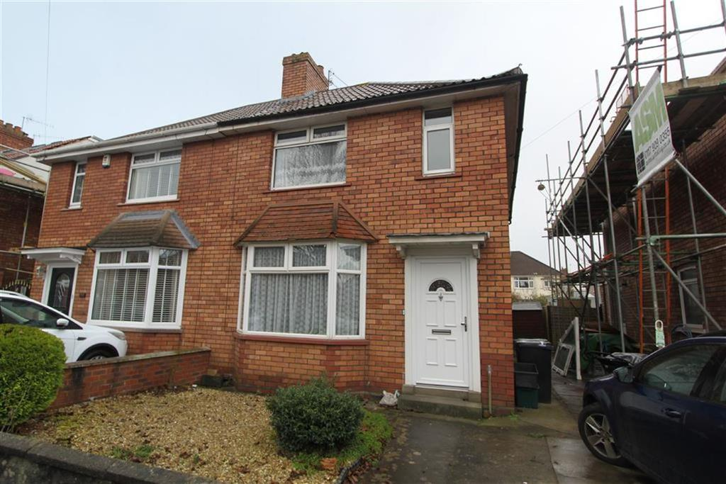 3 Bedrooms Semi Detached House for sale in Smyth Road, Ashton, Bristol