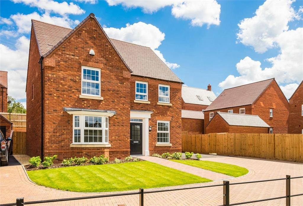 4 Bedrooms Detached House for sale in Tenbury View, Oldwood Road, Tenbury Wells