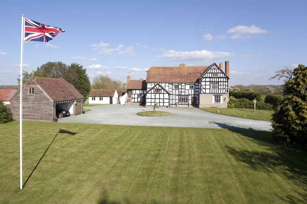 8 Bedrooms Farm House Character Property for sale in Naunton Beauchamp, Pershore, Worcestershire, WR10