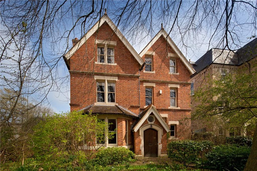 6 Bedrooms Detached House for sale in Fyfield Road, Oxford, Oxfordshire, OX2